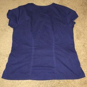Grey's Anatomy Tops - Grey's Anatomy three blue scrub tops size large